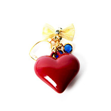 Take My Heart Brooch